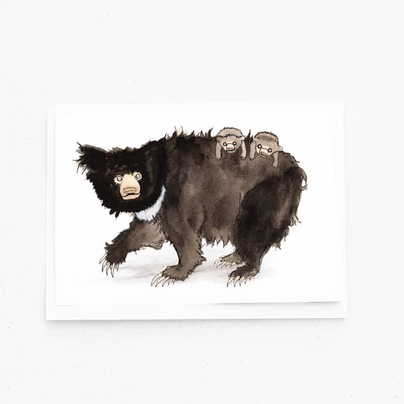sloth-bear